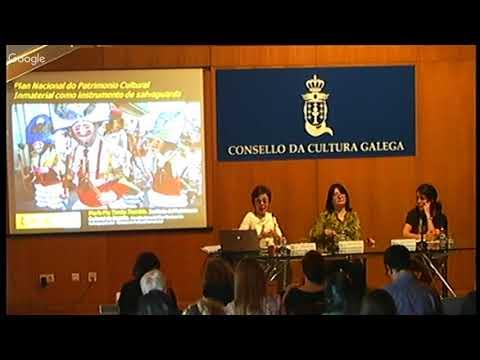 O estado da cuestión en Galicia / O Plan Nacional do Patrimonio Cultural Inmaterial como instrumento de salvagarda