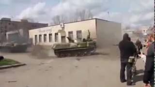 BMD-2 Drifting!!!