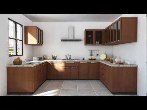 Download link youtube indian modular kitchen design u shape for Modular kitchen designs youtube