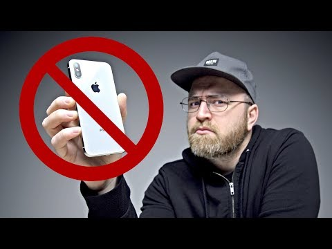 Did Apple Just Cancel The iPhone X?