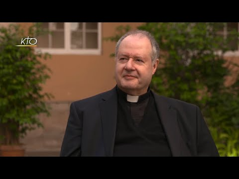 Père Vincent Siret, recteur du séminaire pontifical français