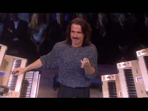 """Yanni - """"The Storm""""_1080p From the Master! """"Yanni Live! The Concert Event"""""""