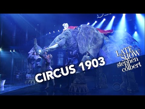 'Circus 1903' Takes Us Back To Another Generation Of The Circus