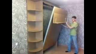 Шкаф-кровати. Примеры наших работ