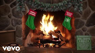 Andrew McMahon - What Are You Doing New Year's Eve (Yule Log Audio)