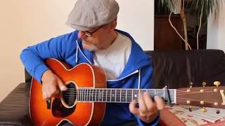 DEEP RIVER BLUES - The Delmore Brothers - Fingerpicking Blues