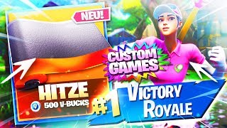 CUSTOM GAMES! + NEUE SKINS IM SHOP🔥🛒LIVE NEUER FORTNITE ITEM SHOP 22.4.19 | Fortnite Battle Royale