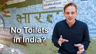 Do Indians Really Poop on the Street? 🚽 THE TRUTH! TOILET REVIEW #GroundReport
