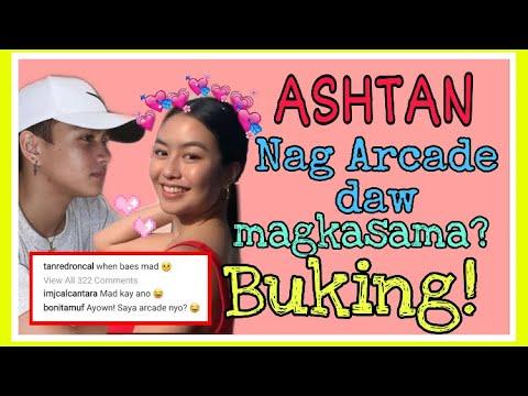 Ashtan nag ARCADE ng magkasama?(Finish na tinapos na ng ashtan!) |Luisa Almonte updates