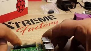 Présentation de la Raspberry Pi 3