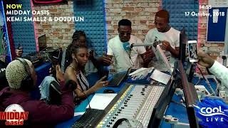 NEW YBNL ARTISTES DROPPING HOT FREESTYLE ON THE MIDDAY OASIS