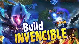MAESTRO YI JUNGLA! BUILD INVENCIBLE! (GUINSOO + BAILE DE LA MUERTE)
