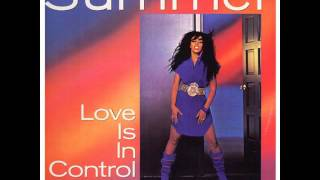 Donna Summer - Love Is In Control (Finger On The Trigger) (Dance Remix) - Written by Rod Temperton ,
