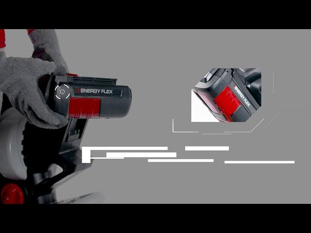 AL-KO Akkus lombszívó LBV 4090 EnergyFlex 113662
