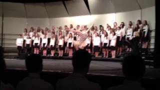 A Thousand Years (Dancing at my Choir Concert!)