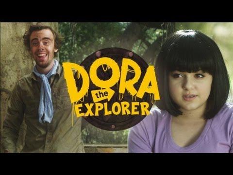 Dora the Explorer and the Destiny Medallion (Part 2)