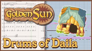 "New Arrangement: ""Drums of Daila"" from Golden Sun: The Lost Age (2002)"