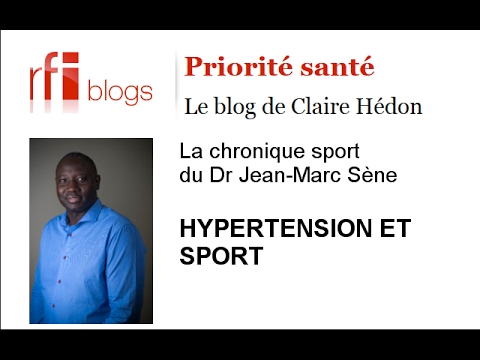 Conseiller les patients de lhypertension