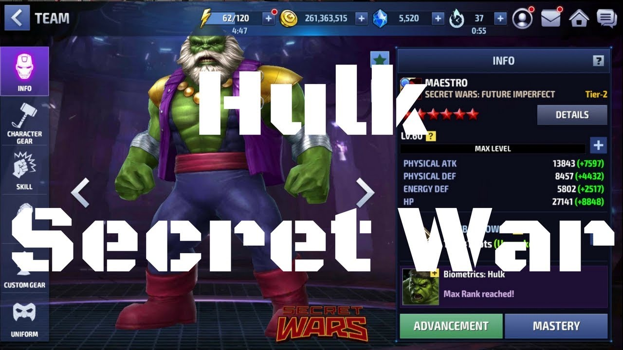 รีวิว Hulk ยู Secret War: Future Imperfect