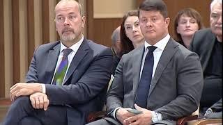 «Единая Россия» выдвинула кандидатуру на пост председателя регионального парламента