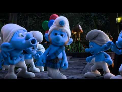 The Smurfs 2 (Montage Video 'Ooh La La')