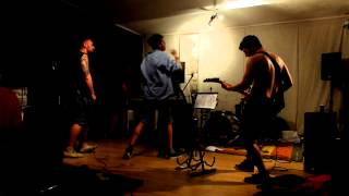 Dispossessed - My Own Hell (rehersal session)