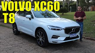 Volvo XC60 T8 Recharge Inscription 2021