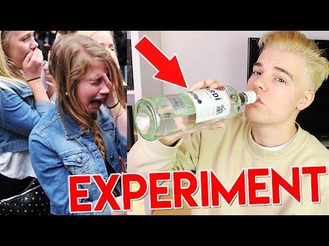 Video über die Bierstube den Alkoholismus