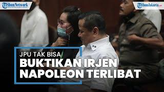 Tim Hukum Sebut Tak Ada Fakta yang Buktikan Keterlibatan Irjen Napoleon pada Kasus Djoko Tjandra