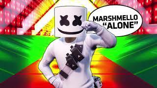 Marshmello - Alone (Fortnite Music )#Marshmello #Fortnite #Alone