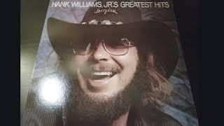 Hank Williams Jr  Greatest Hits  Vinyl LP