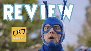 """The Tick Episode 4 Review """"Party Crashers"""" 