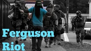 Ferguson Shooting/Riots. Our opinion. Important Message
