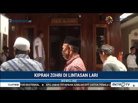 Ini Wajah Baru Rumah Zohri Di Lombok, Ada Acara Syukuran, Zohri Terlihat Bahagia