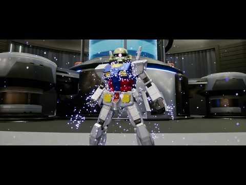 Видео № 0 из игры New Gundam Breaker (Б/У) [PS4]