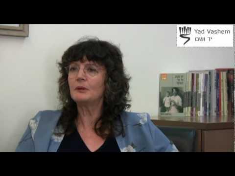 אירנה שטיינפלד: על ייחודו של מפעל ההכרה בחסידי אומות העולם