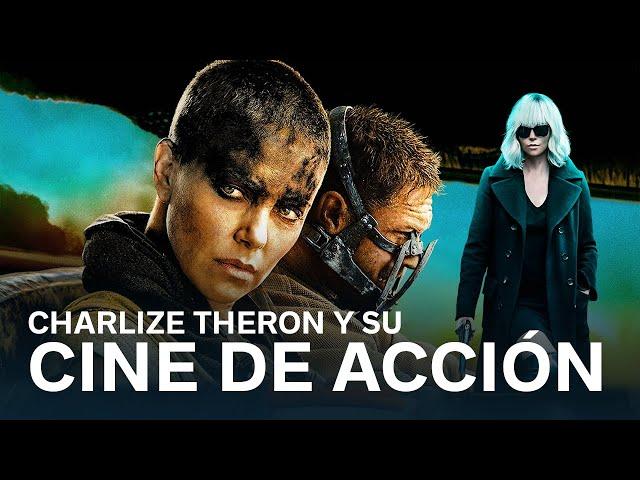 CHARLIZE THERON: Una actriz de ARMAS TOMAR