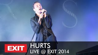 Hurts   Stay LIVE @ EXIT Festival 2014   Best Major European Festival (Full HD)