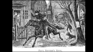 Paul Revere - Midnight Ride