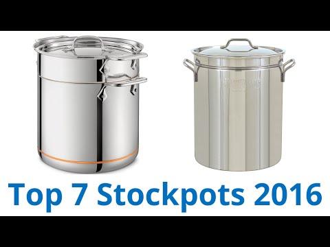 7 Best Stockpots 2016