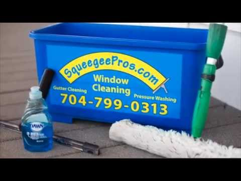 Squeegee Pros - Commercial Window Cleaning Training - YouTube