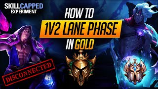 We sent a Challenger to GOLD and DISCONNECTED His Support to Prove You CAN Carry!