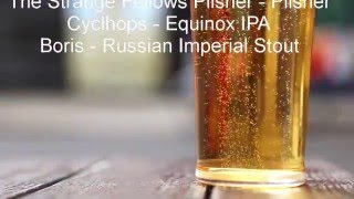 Vancouver Craft Beer Tasting