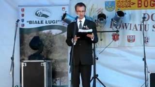 preview picture of video 'Dożynki Bogoria 2011 Młodzieżowa Orkiestra Dęta OSP Mykanów'