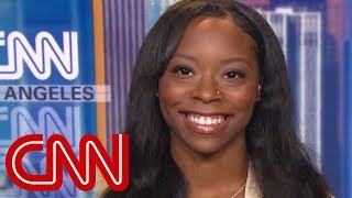 She may be the first female NFL player: Toni Harris speaks to CNN