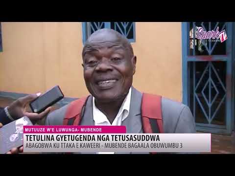 Gavt etandise okuliyirira abatuuze e Mubende