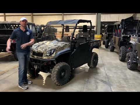2019 Odes Comrade Limited EFI 650cc V.2 in Seiling, Oklahoma - Video 1