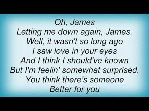 Bangles - James Lyrics