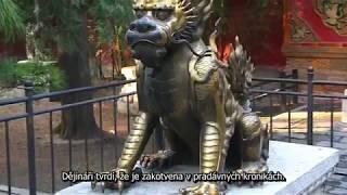 Neznáma história Číny, podzemné banské stroje staroveku