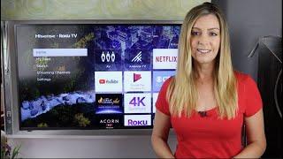 Hisense Roku R6 4K TV review